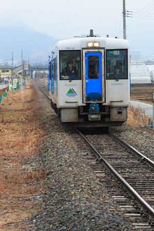 東金井駅より