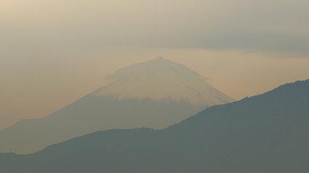 091105-富士山 笠雲 (4)