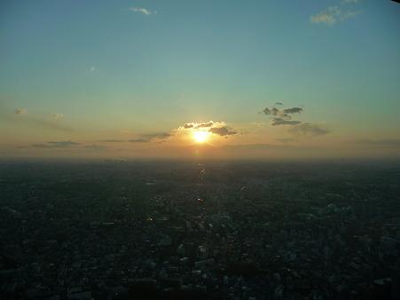 100310-富士山と夕陽 (46)