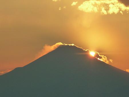 100310-富士山と夕陽 (76)