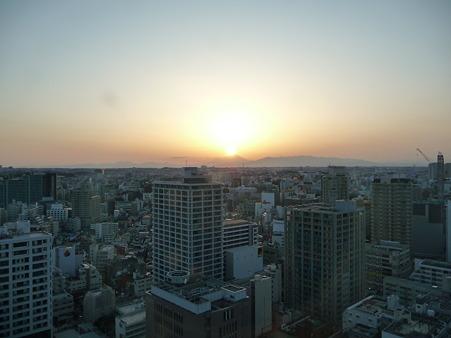 100311-富士山と夕陽 (21)