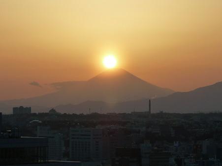 100311-富士山と夕陽 (22)