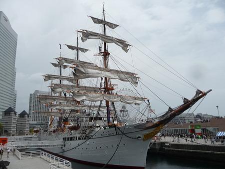 100429-日本丸 総帆展帆-56