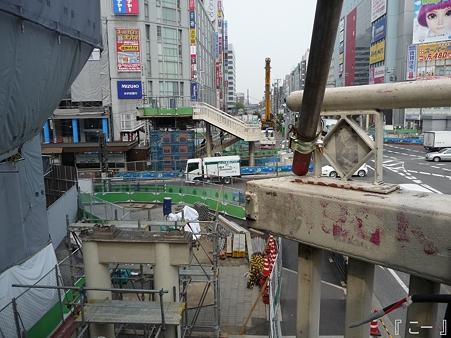 110416-阿倍野歩道橋 (8)