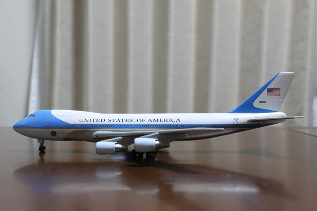 747-200_AIR FORCE ONE_No.1_2