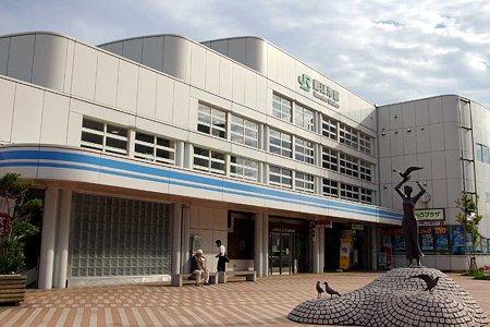 JR東日本・信越本線、直江津駅