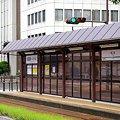 豊橋鉄道・市内線、札木駅