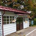 JR東日本・飯山線、蓮駅