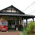 長野電鉄、中野松川駅