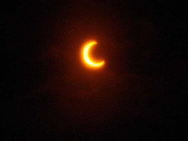写真: 金環日食~太陽と月~