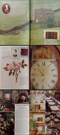 victoria magazine,1989年April拡大