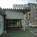 Photos: 南武線南多摩駅なう。是政駅からのんびり歩いても15分かからなかっ...