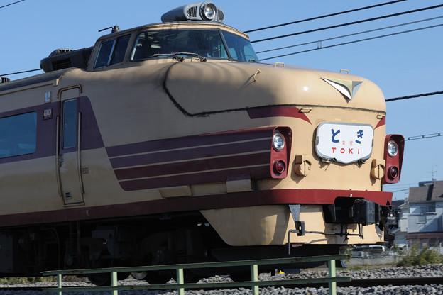 489系特急とき リバイバル運転(5)