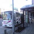 Photos: 高幡不動駅 バス停(4番乗り場)