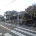 Photos: 堀之内緑道 バス停