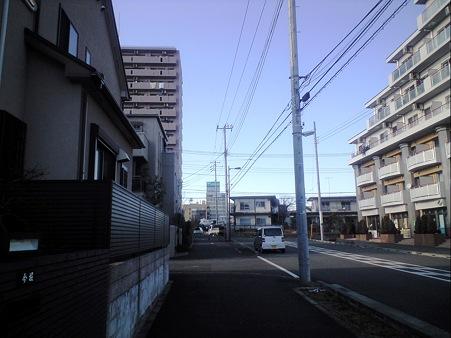 豊田駅 南口手前