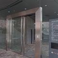 写真: 東京工業大学 新附属図書館 エントランス