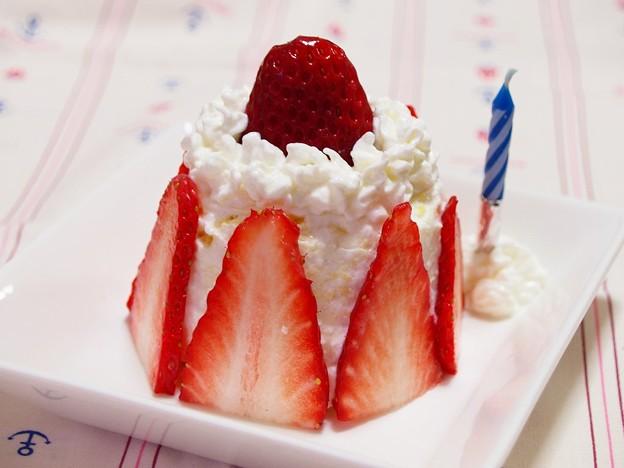 1歳お誕生日ケーキ