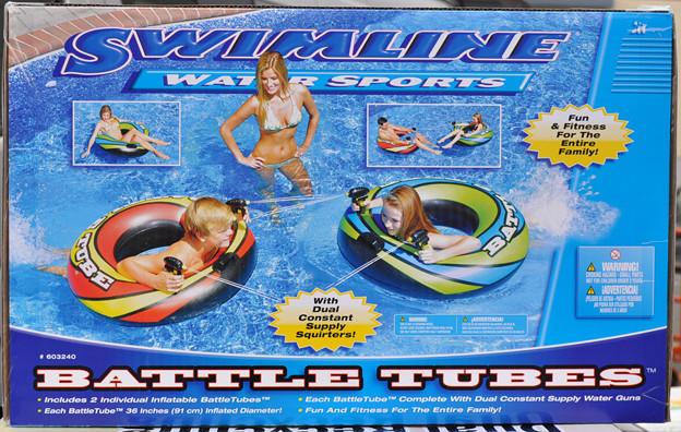 Photos: SWIMLINE BATTLE TUBE