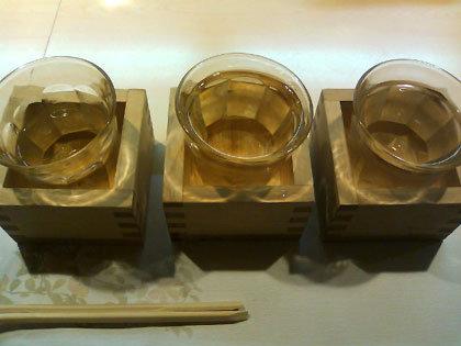 日本酒、進みまくり~(笑)