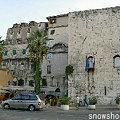 ディオクレティアヌス宮殿の壁
