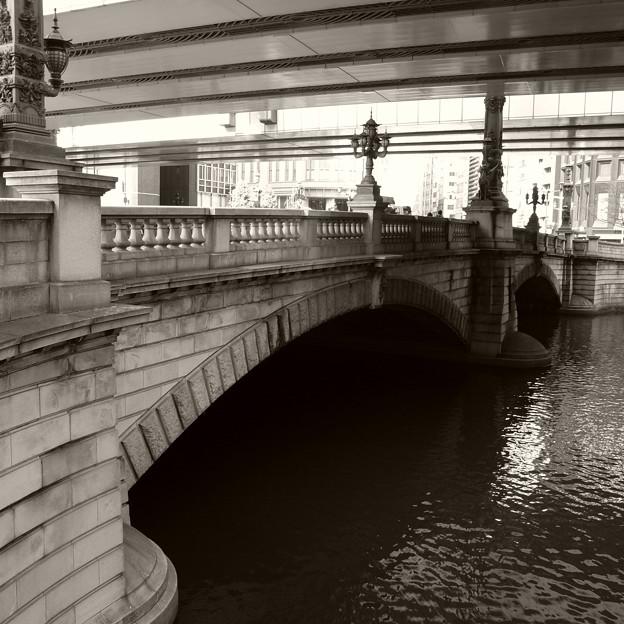 日本橋にて