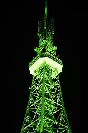 名古屋テレビ塔(ライトアップ)