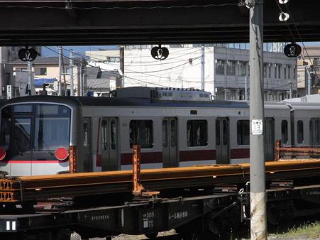 東急車輌(八王子駅)2