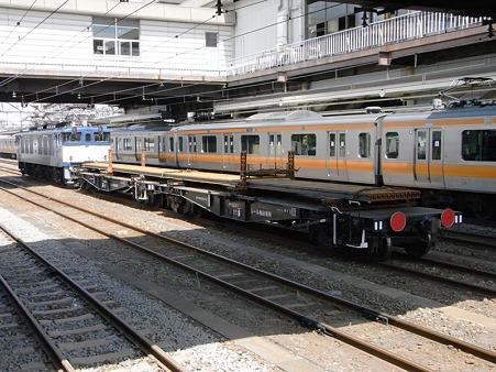 EF64-39+チキ(八王子駅)1