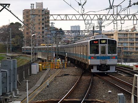 小田急線(町田駅)7