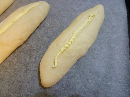 フランスパンです♪ これから焼きます