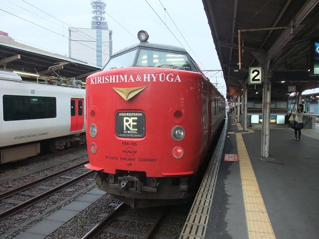 485系JR九州
