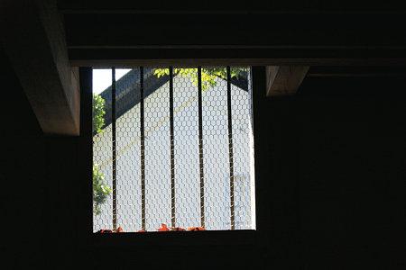 2009.12.06 長屋門公園 蔵 窓