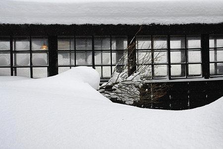 2010.01.16 鶴の湯 渡り廊下