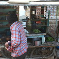 Photos: 2010.02.01 バナーラス  野菜市場 噛み煙草屋