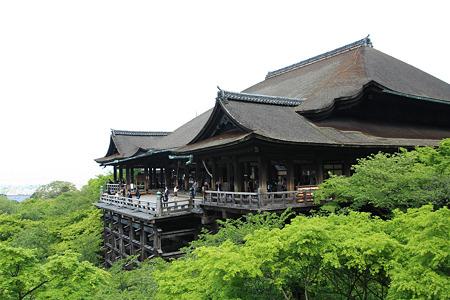 2010.04.30 清水寺 本堂と舞台