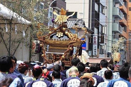 2010.06.06 鳥越祭り 町神輿-1