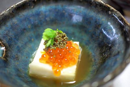 2010.10.27 三沢 はかま田 お豆腐