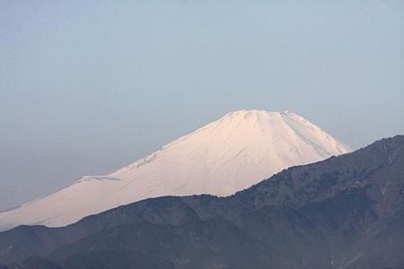 2011.02.26 散歩道 富士山