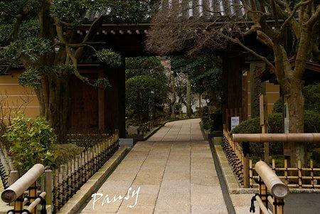 鎌倉報国寺にて・・1