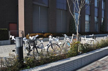 おみくじ自転車2