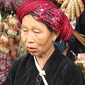 Photos: 少数民族の小母さん