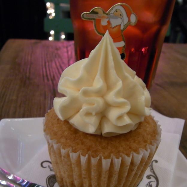 【東京|カフェ】 PARIYA (09) カップケーキ