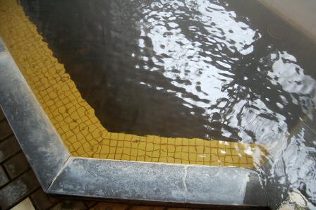 ペンション風呂1