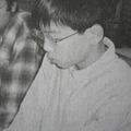 写真: 豊島少年(昔の近代将棋より)