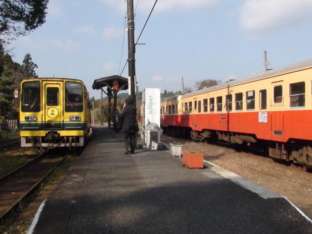 Photos: Isumi and Kominato / 関東の私鉄 上総中野駅
