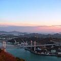 Photos: 早春の瀬戸夕景・正月三日