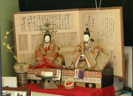 中馬のおひなさん 平成21年度(2010年)第12回 開催中-220221-2