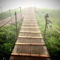 写真: 米子大山登山