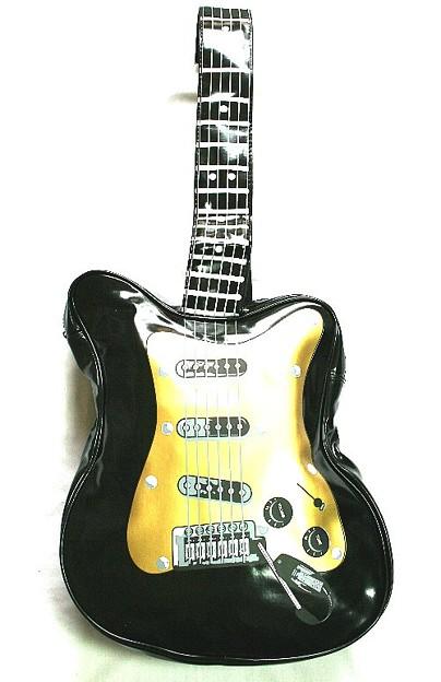 写真: ギター型ショルダーバッグ14